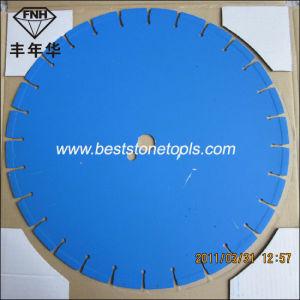 Diamond Circular Saw Blade for Cutting Granite Asphalt Concrete pictures & photos
