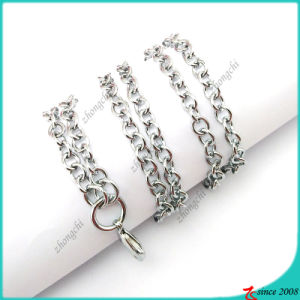 Silver Rolo Chain for Floating Charms Locket Chain (FN16040840) pictures & photos