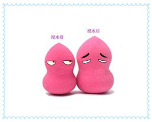 Latex Free Liquid Makeup Powder Puff/Make up Sponge Applicator/Cosmetics Puff pictures & photos