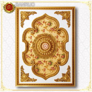 Luxurios Plastic Moulding Suited with European Style Artistic Ceilings pictures & photos