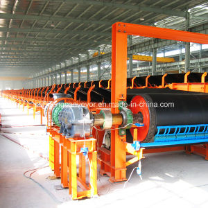 Dtl Heavy-Duty Fixed Belt Conveyor / Conveyor pictures & photos