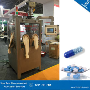 Automatic Anti Cancer Capsule Making Machine pictures & photos