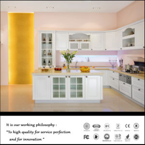 E1 Grade Modern Kitchen Cabinet for Sale (ZH-8498) pictures & photos