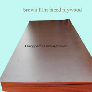 Construction Plywood with 13 Layer 18mm Film Faced pictures & photos