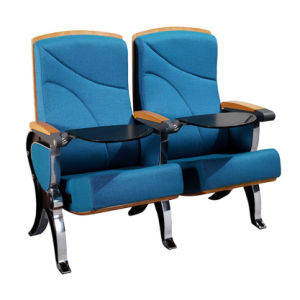 Auditorium Theater Chair, Church Chair Auditorium Seat, Conference Hall Chairs, Push Back Auditorium Chair Plastic, Auditorium Seating, Auditorium Seat (R-6818) pictures & photos