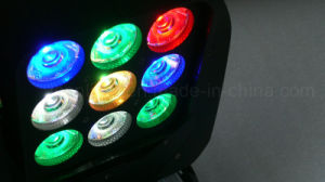 9X10W RGBW Wash LED Matrix Moving Head pictures & photos