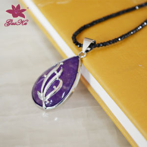 Wholesale Nature Jewelry Necklace with Pendant Gus-Fsnp-015 pictures & photos