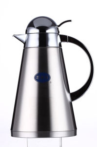 18/8 Stainless Steel Thermal Insulated Vacuum Pot pictures & photos
