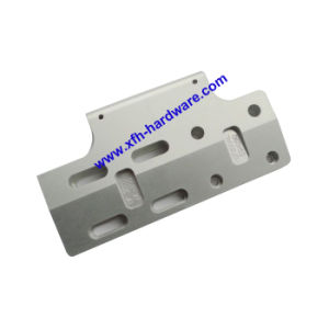 CNC Machining and Processing Aluminum Alloy Part for Military Use