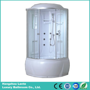 Economic Shower Cubicle with ABS Back (LTS-608) pictures & photos