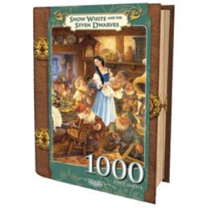 Hotsale Book Shape Paper Jigsaw Puzzle with Custom Printing pictures & photos