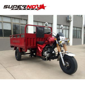 High Cargo 3 Wheel Tricycle for Shipment with 150cc pictures & photos