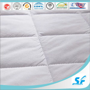 Durable with Reasonable Price Hollow Fiber Mattress Protector pictures & photos