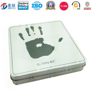 Square Shaped Metal Box for Promotion Gift pictures & photos