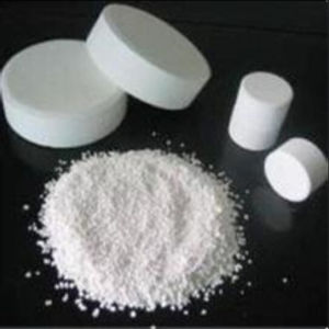 90% Powder/Granular Trichloroisocyanuric Acid (TCCA) for Water Treatment pictures & photos