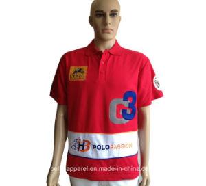 Fashion Short Sleeve Men Polo Shirt pictures & photos