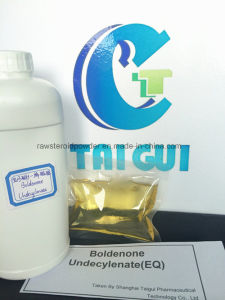 Bodybuilding Homebrew Steroids Raw Steroids Equipoise/ Boldenone Undecylenate pictures & photos