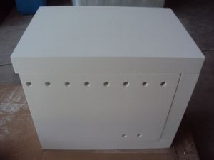 Ceramic Fiber Box Type Chamber pictures & photos