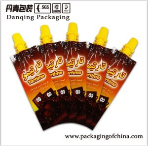 Free Sample 12g Food Packaging Bag for Chocolate pictures & photos