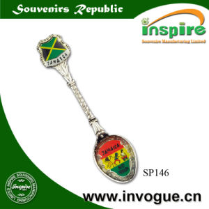 Customized Souvenir Metal Spoon for Collections pictures & photos
