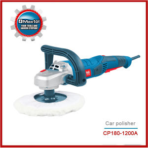 D Type Handle 1200W 180mm Car Polisher
