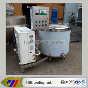 500 Liter Capacity Milk Cooling Tank for Fresh Milk pictures & photos