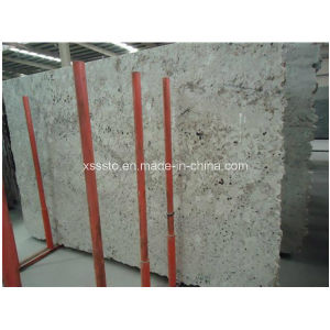 Building Material Brazil Rose Granite Slab for Flooring and Walling pictures & photos