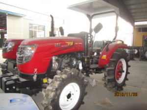 2016 Huaxia Factory Supply Cheap Multi Purpose 45HP Wheel Tractor pictures & photos