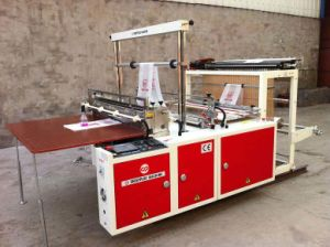 Bottom Seal and Cut Bag Making Machine pictures & photos