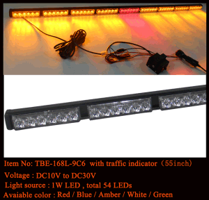 LED Traffic Bar Light with Brake Lights (TBE-168L-9C6) pictures & photos