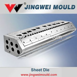 Extrusion Die T-Mould Sheet Extrusion Mould