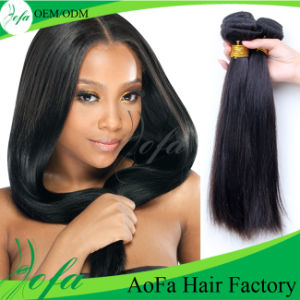 100%Unprocessed Brazilian Virgin Hair Remy Human Hair Extension pictures & photos