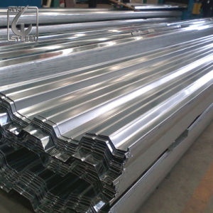 ASTM A653 SGCC Galvanized Corrugated Roofing Sheet Gi Sheet pictures & photos