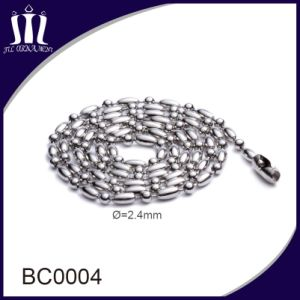 2.4mm Antique Roll Necklace Jewelry Ball Chain pictures & photos