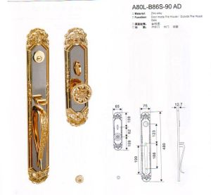 A80L-B86s-90 Ad Mortise Door Lock Series pictures & photos