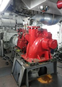 3600m3/H Diesel Engine Sea Water Pump for Fifi 2 System pictures & photos