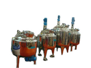 Stainless Steel Mixing Tank for Injection pictures & photos