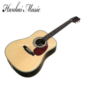 Hanhai Music / 41′′ Acoustic Guitar with Top Solid (D28) pictures & photos