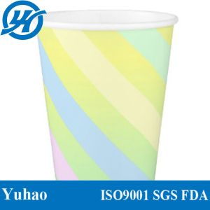 Double Wall PE Cold Drink Cup From China Market pictures & photos