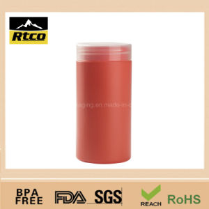 Beautiful Plastic Candy Canister with Cap