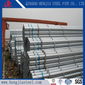 Pre Galvanized Steel Pipe for Scaffolding and Construction/Galvanized Steel Pipe pictures & photos