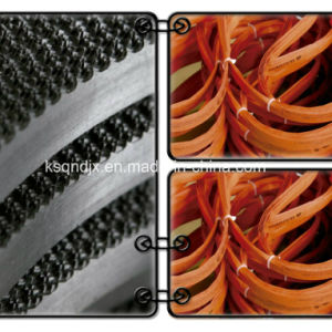 High Performance Frozen Meat Bone Cutting Band Saw Blades pictures & photos