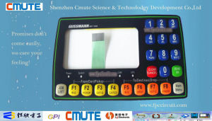 Epoxy Key Silk Screen Print Membrane Keypad pictures & photos