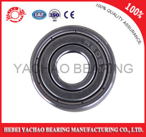 Deep Groove Ball Bearing (608 ZZ RS OPEN)