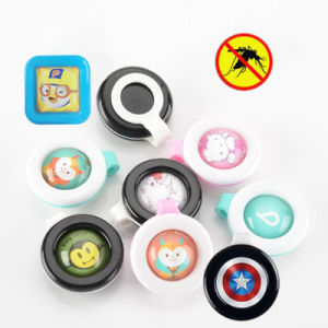 New Design Best Outdoor Insect Mosquito Repellent Button for Baby Pregnant pictures & photos