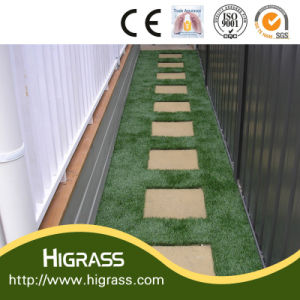 Residential Cheap China Turf Carpet Grass Artificial Lawn pictures & photos