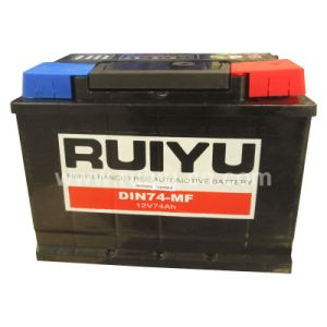 57024 12V70ah Lead Storage Battery pictures & photos