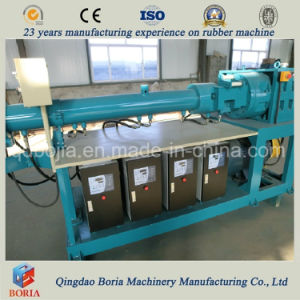 Extruder for Rubber, Rubber Extrusion Line pictures & photos