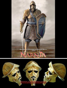 Movie Masks Narnia Mask 40cm pictures & photos