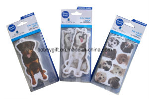Cute Dog Design Paper Car Air Freshener pictures & photos
